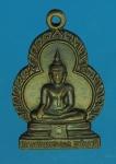 14837 เหรียญพระพุทธมงคล วัดโบสถ์ อุทัยธานี ปี 2524 เนื้อทองแดง 91