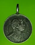 15301 เหรียญในหลวงรัชกาลที่ 6 ราคาหน้าเหรียญ 1 บาท ปี 2459 เนื้อเงิน 16