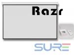 RAZR EMW-V240s (Motorized) จอมอเตอร์ไฟฟ้า 240' MW 4:3