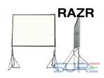 RAZR WFFFP/RP-V200 จอขนาดใหญ่กรอบอลูมิเนียม FP/RP 4:3