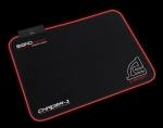 mouse pad Signo E-Sport MT-323 CHROMA-1 แผ่นรองเมาส์ มีไฟ LED ปรับสีได้