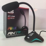 Signo E-Sport MP-702 ANTICA RGB Desktop Microphone USB