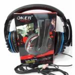 หูฟัง Oker OE-790 Audio Volume Stereo Headphone Control+Mic