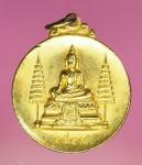 15879 เหรียญหลวงพ่อแพ วัดพิกุลทอง สิงห์บุรี ปี 2519 กระหลั่ยทอง 82