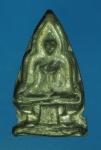 15945 พระพุทธ วัดบางกะปิ เนื้อชินตะกั่ว ไม่ลงทอง 13