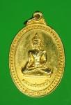 16076 เหรียญหลวงพ่อเพชร วัดทองหลวง นครนายก ปี 2525 กระหลั่ยทอง 35
