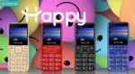 M-horse รุ่น Happy มือถือปุ่มกด จอสี ตัวใหญ่ เสียงดัง แบตอึด รองรับระบบ 3G สีนค้