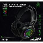 หูฟังเกมมิ่ง EGA TYPE H3 GAMING HEADSET 7.1 Surround Sound
