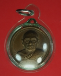 16445 เหรียญหลวงพ่อเนื่อง จากท่าแหน ลำปาง เนื้อทองแดง 43