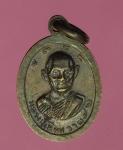 16462 เหรียญหลวงปู่เทียน หลังหลวงพ่อลมูล เนื้อทองแดง 46