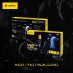 MICROPHONE (ไมโครโฟน) STAND NUBWO M22 Pro พร้อมชุดขาตั้ง