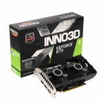 Inno3D GeForce GTX 1650 4GB GDDR5 Twin X2 Graphic Card ( NVIDIA )