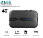 D-Link DWR-932C 4G LTE Mobile WiFi 300Mbps Router