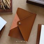 New Button Notebook A5: BL4 Palett Collection - Caramel (สีแทน)