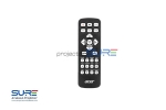 Remote Projector Acer