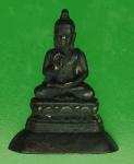 18166 รูปหล่พระพุทธ ปางประทานพร เก่า สูงประมาณ 2 เซนติเมตร  ไม่ทราบที่ 7