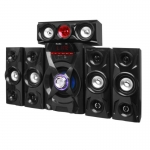 Music D.J. A60A Speaker (5.1) + BLUETOOTH, FM,USB ลำโพงโฮมเธียเตอร์ 5.1