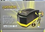 System UPS Light 850VA 300 Watt มีระบบป้องกันไม่ให้จ่ายแบตเตอรี่เมื่อมีแรงดันต่ำ