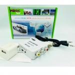 Converter AV TO HDMI Magictech MT015