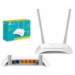 TP-Link Router  (TL-WR840N)  300Mbps Wireless N Speed รับประกัน LT