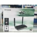 D-LINK DWR-921 Wireless-N300 4G LTE MOBILE ROUTER แบบใส่ซิม รองรับ 4G ทุกเครือข่