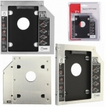 Tray DVD Drive For HDD NOTEBOOK (HD1203-SS) 12.7mm.