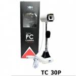 WEBCAM TOP TC-30P 3.0MP CMOS Sensor USB 2.0