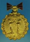18723 เข็มกลัดอนุสรณ์วีรชน 14 ตุลา 2516 กระหลั่ยทอง