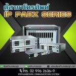 ตู้สาขาโทรศัพท์ FORTH IP PABX SERIES ขนาดเริ่มต้น 4 สายนอก 16 สายใน