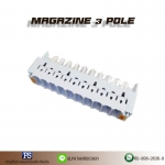Magazine 3 pole Module 10 pairs