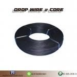 สายดร็อปไวร์ Drop wire 2 Core