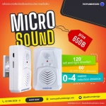 MicroSound Wireless Voice Record