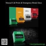 Emergency Break Glass ปุ่มไฟไหม้ฉุกเฉิน กระจกนิรภัย