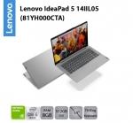 Notebook Lenovo IdeaPad 5 14IIL05 81YH000CTA (Platinum Gray) Corei5 Windows 10 H