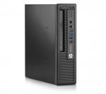 PC HP EliteDesk 800 G1 USDT Core i5-4590 ,Ram 4 gb,Hdd 500 gb,dvd เครื่อง พร้อมใ