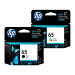 HP 65 ตลับหมึกเเท้ ใช้กับเครื่องปริ้นรุ่น HP DESKJET 2620,2621,2622,2623,3720,37