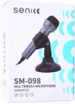Microphone Senic รุ่น SM-098 ไมค์คอมพิวเตอร์ ไมค์โน๊ตบุ๊ค ไมค์ตั้งโต๊ะ