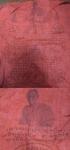ผ้ายันต์หลวงพ่อนำ วัดสี่มุมเหนือ ยุคต้น หายาก ขนาดประมาณ 5 x 6 นิ้ว