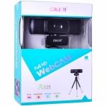 กล้องเว็บแคม WEBCAM OKER A521 Full HD 1080P 30F/S Auto focus มุมกว้าง 84 องศา แถ