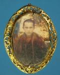 22605 ล็อกเก็ตภาพถ่ายหลวงพ่อผินะ วัดสนมลาว สระบุรี(หายาก) 81