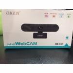 WEBCAM OKER HD819 Photo Pixels 2.0 Million Plxels Built- In Microphone Resolutio