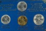 24388 เหรียญกษาปณ์ที่ระลึกในหลวงรัชกาลที่ 9 จำนวน 4 เหรียญ 1.2