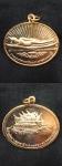 เหรียญพระพุทธไสยาสน์ วัดป่าภูก้อน สวย