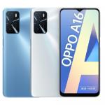 OPPO A16 (Ram4GB+Rom64GB) จอ 6.5 ' โทรศัพท์มือถือ AI 3 กล้องหลัง แบตเตอรี่ 5000